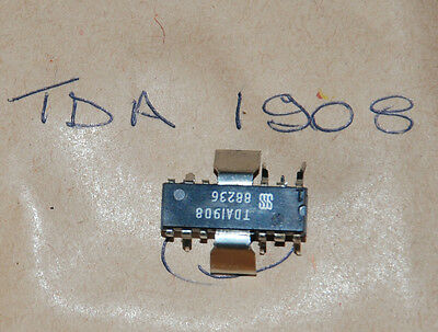 New Old Stock Components - Integrated Circuit Tda1908 Quantity 1