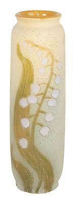 Roseville Pottery Woodland Lily Of The Valley Vase
