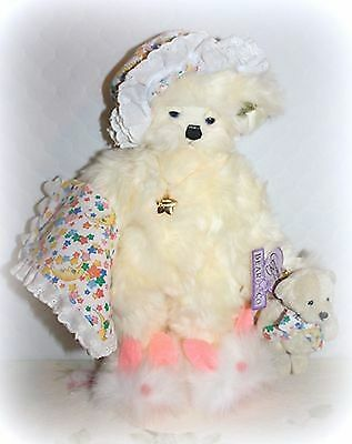 "Annette Funicello's ""Dream Keeper"" Bears w/COA and Box!!! NRFB!"