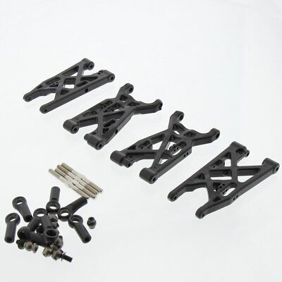 Team Losi 8IGHT 4.0 Buggy: Front & Rear Suspension Arms, 5mm/4mmx60mm Turnbuckle