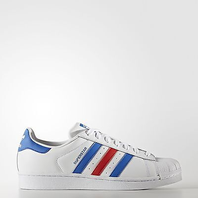 adidas Superstar Shoes Men's White