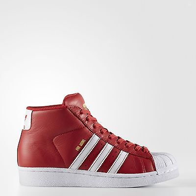 adidas Pro Model Shoes Kids' Red