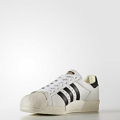 adidas Superstar Boost Shoes Men's White