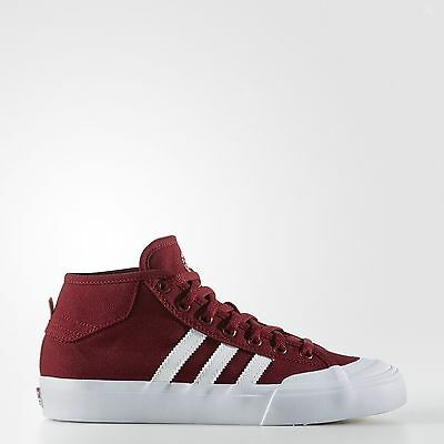 adidas Matchcourt Mid ADV Shoes Kids' Red