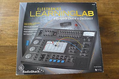 RadioShack Electronics Learning Lab - A Complete Course in Electronics