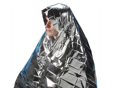 Emergency Foil Camping Blanket Hiking Camping First Aid Protect Retain Body Heat