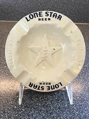 Lone Star Beer Advertising Ash Tray