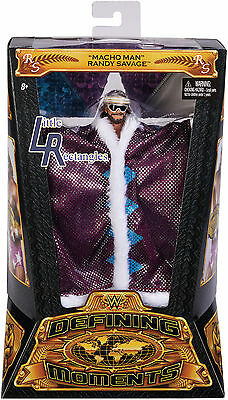 WWE - Defining Moments - Macho Man Randy Savage - Brand New - Sealed