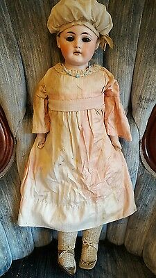 Antique LARGE German Huebach Koppelsdorf Doll ~ BEAUTIFUL!