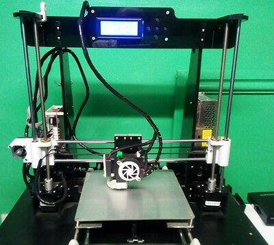 2016 Upgraded Full Quality High Precision Reprap Prusa i3 DIY 3d Printer LCD