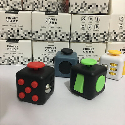 Fidget Cube Toy Stress Relief Adults Children 12+ADHD Christmas Gift Pre-order