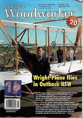 The Australian Woodworker Issue 124 November 2005