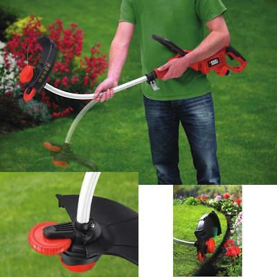 Black Decker Electric String Trimmer E Drive Technology 700 W Ideal Edging Lawns