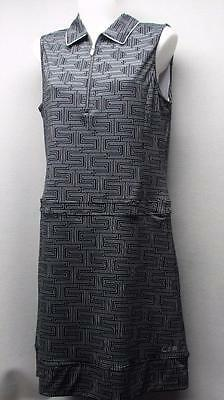 New Ladies LARGE summer golf dress by NiVO polyester Spandex