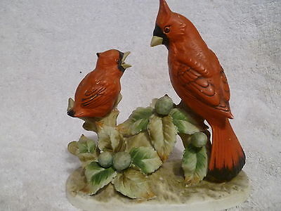 Two Cardinals - KW467 Lefton China