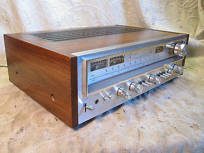 Pioneer Sx-780 Audiophile  Receiver Near Mint Serviced
