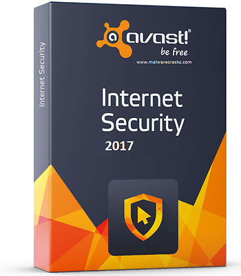 Avast internet security license clé (Key 1 year 1 PC] Par Email