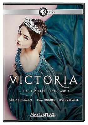 Masterpiece: Victoria: The Complete First Season 1 (DVD, 2017, 3-Disc Set) NEW