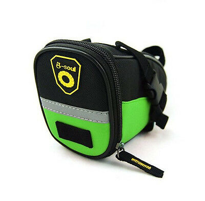 Bicycling Tail Rear Cycling Saddle Bags Seat Pouch Bicycle Waterproof Storage