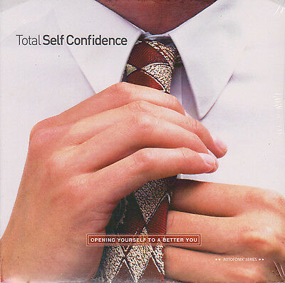 TOTAL SELF CONFIDENCE Subliminal CD with Holosync & Autofonix - Centerpointe Res