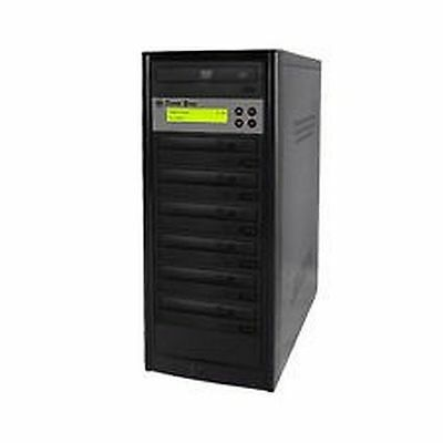 DataCentre CD DvD SATA Duplicator 1-6 Copier with SATA HDD for images ON SPECIAL