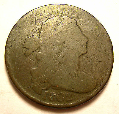 1802 Large Cent Nice  FREE SHIPPING AB2