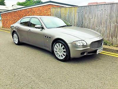 2004 Maserati Quattroporte 4.2 Seq Only 23,000 Miles From New