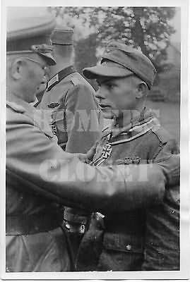 "World War 2 German Army B&w Press Photo 7"" X 5.25""   **original**"