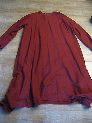 Red Monk Robe