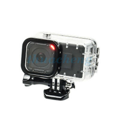 For Gopro Hero 3+ 4 Camera Underwater Housing Case Waterproof Protective Cover