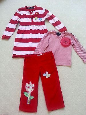 AS NEW ...Winter Girl's ...Oobi ...Bundle, Size 2/3 in Fantastic Condition!