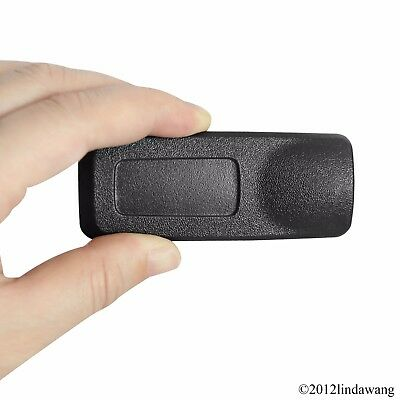 PMLN4651A 3-Inch Belt Clip for Motorola DGP4150 DGP6150 APX4000 Two Way Radio