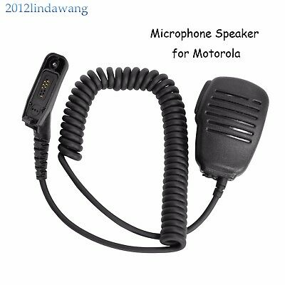 Remote Speaker Microphone for Motorola XPR6300 XPR6350 XPR6380 XPR6500 Radio