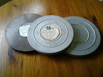 Collect 16mm films?  Snap up these snippets of history!