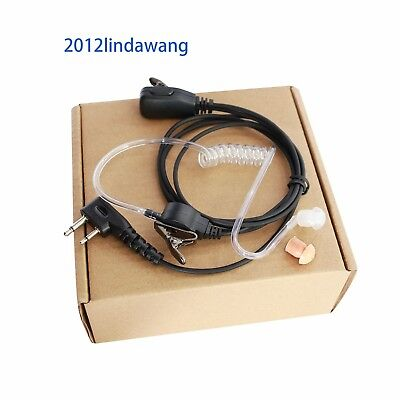 Earpiece Earphone Headset for ICOM IC-F1000D IC-F2000D IC-V8 V80 V80E Radio