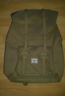 Herschel Supply and Co, Backpack, Little America 23.5 liter. Brand new with tags