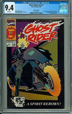 Ghost Rider #1 (May 1990, Marvel)