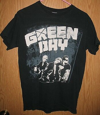 Green Day - 2010 Tour Concert T-Shirt (S)