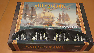 Sails of Glory - Napolionic Wars- Ship to Ship Combat in the Age of Sail