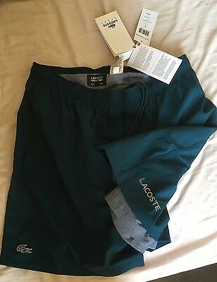Short Lacoste Sport Homme Taille 3 ( S / M ) Neuf