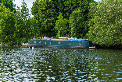 Narrow Boat 53ft x 6.7ft  PROJECT