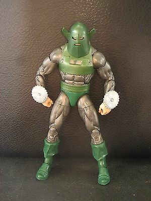Marvel Legends Infinite Series Whirlwind From Red Onslaught Baf Loose