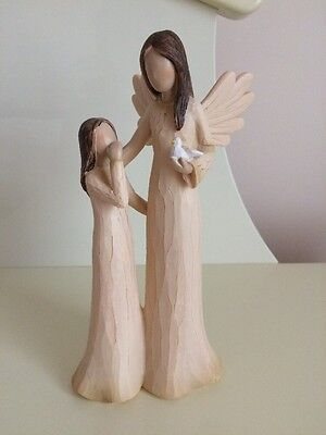 Willow  tree Mother And Daughter Used
