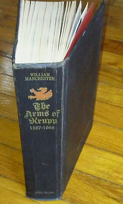The Arms of KRUPP 1587-1968 (Krupp Dynasty) by William Manchester *Photos
