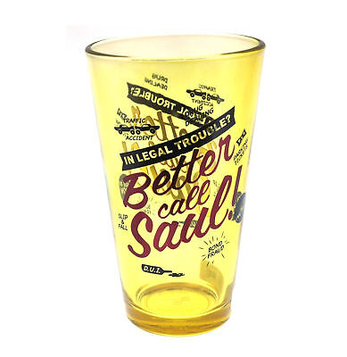 Better Call Saul Metallisch Glas