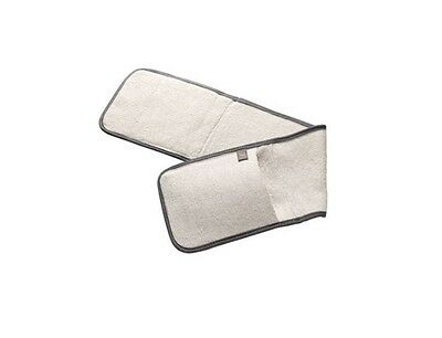 Lakeland Heavy Duty Thick Double Oven Gloves Protect Heat Resistant
