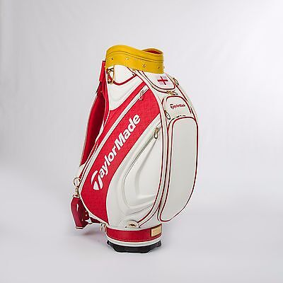 New For 2017 - TaylorMade Golf Tour Staff Bag Limited Edition The Open Staff Bag