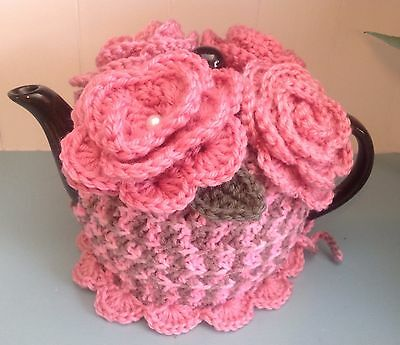 Beautiful High Tea Teapot Cozy 4-6 cup New