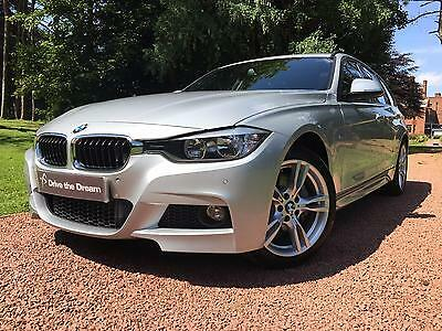 2015 BMW 3 Series 335D XDRIVE M SPORT TOURING - STUNNING NEW ARRIVAL Diesel silv