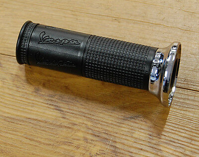 Genuine Vespa LH Handlebar Grip for Vespa GTS 125 / 300 Super / Super Sport